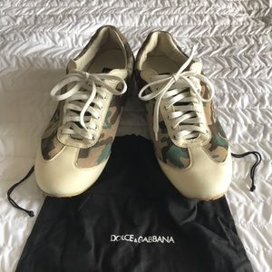 Dolce & Gabbana sneakers size 44.5 - US 10.5